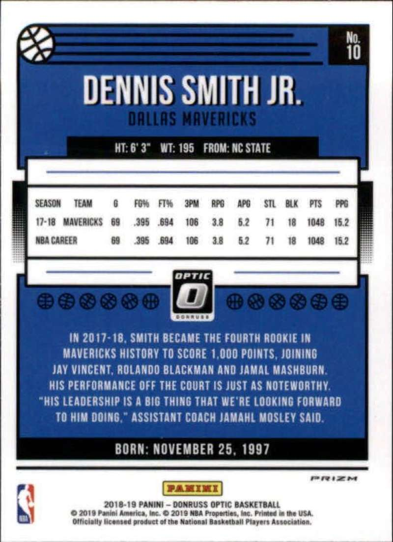 2018-19-Donruss-Optic-NBA-Basketball-Blue-Velocity-Singles-Pick-Your-Cards thumbnail 21