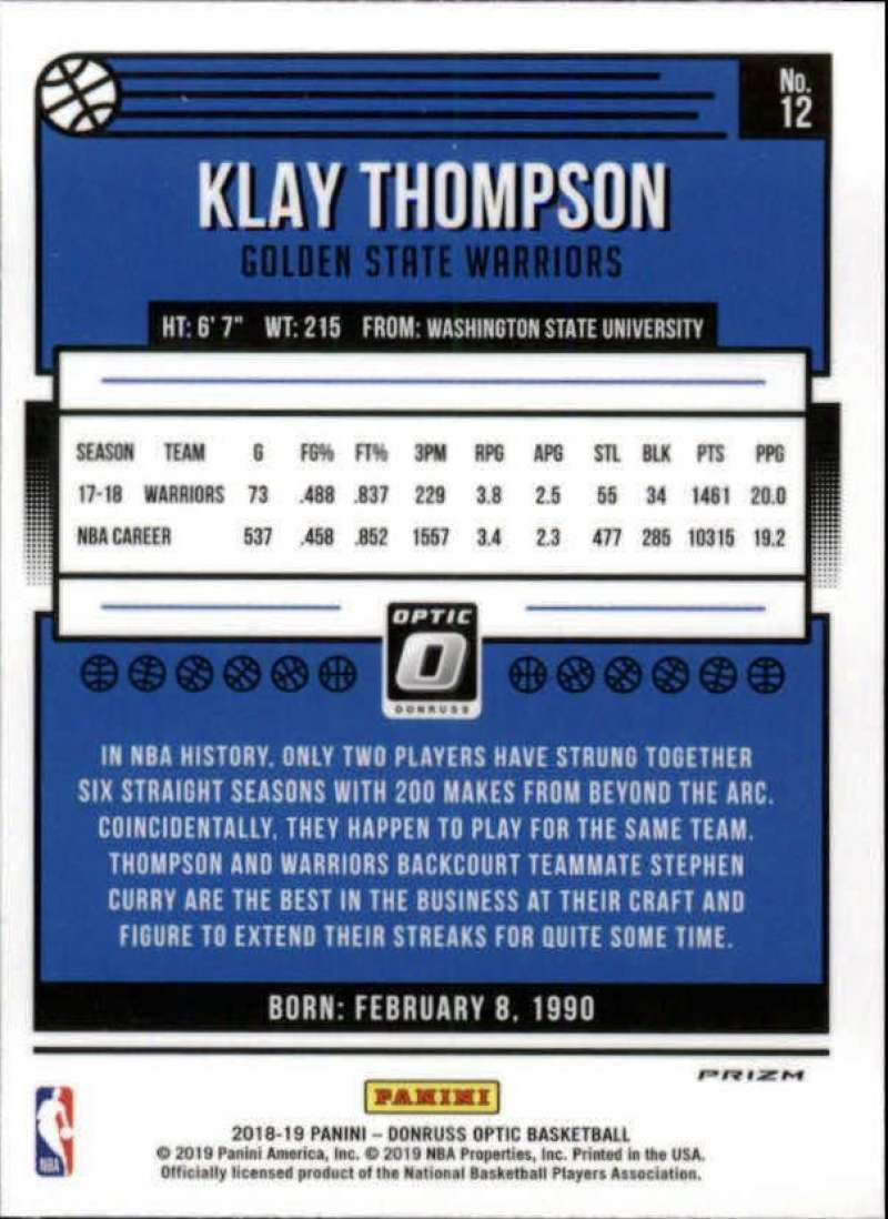 2018-19-Donruss-Optic-NBA-Basketball-Blue-Velocity-Singles-Pick-Your-Cards thumbnail 25