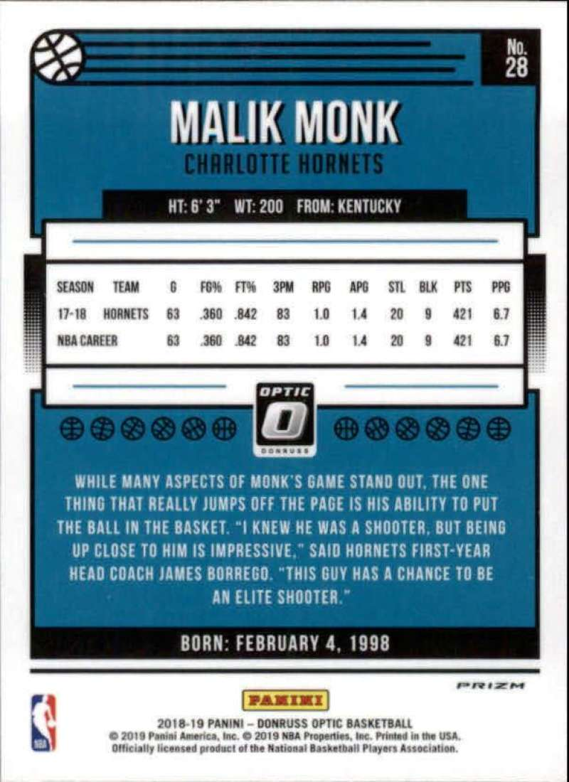 2018-19-Donruss-Optic-NBA-Basketball-Blue-Velocity-Singles-Pick-Your-Cards thumbnail 53