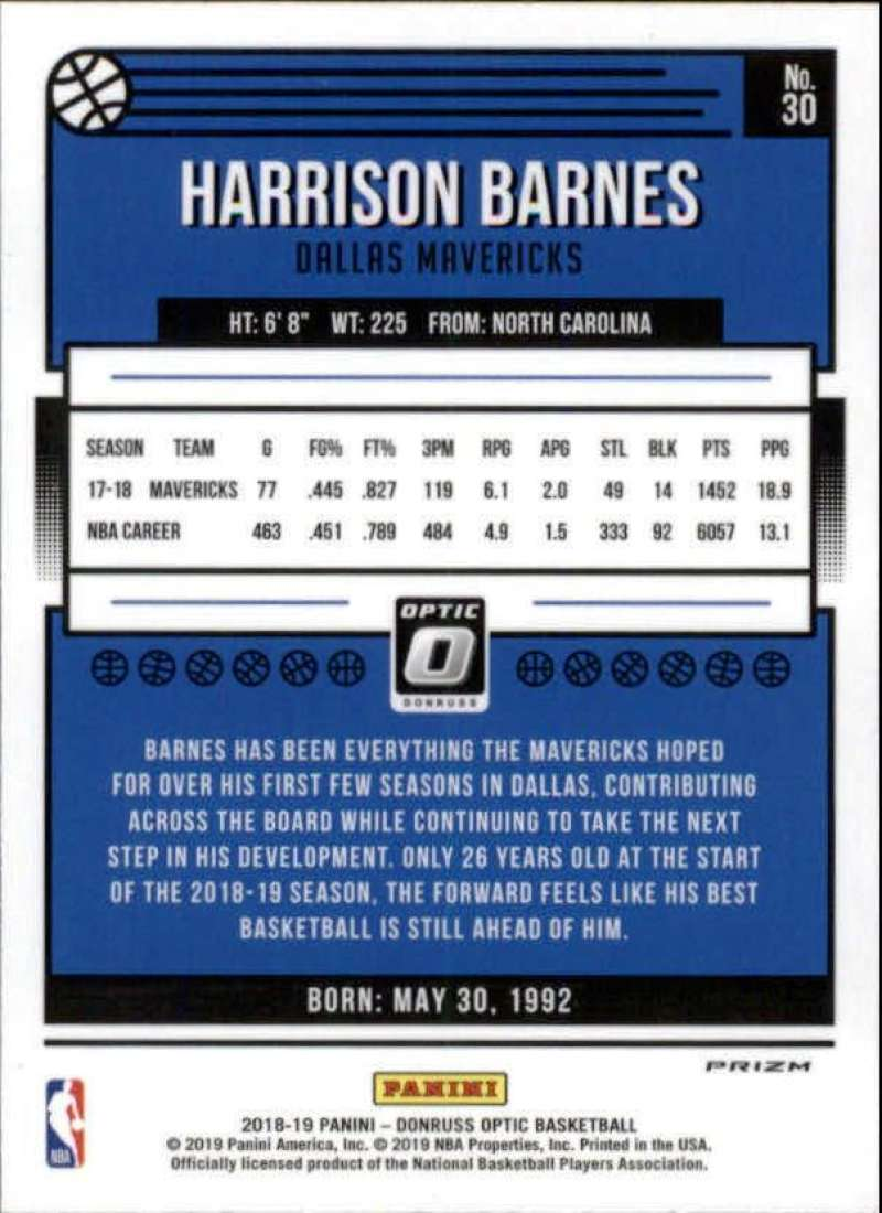 2018-19-Donruss-Optic-NBA-Basketball-Blue-Velocity-Singles-Pick-Your-Cards thumbnail 55