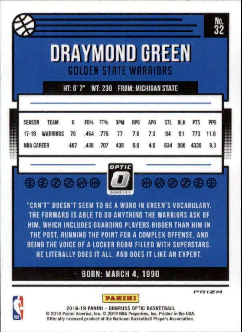2018-19-Donruss-Optic-NBA-Basketball-Blue-Velocity-Singles-Pick-Your-Cards thumbnail 59