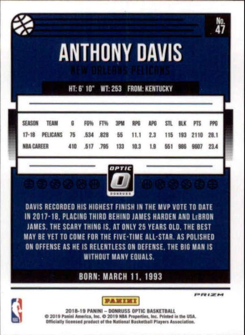 2018-19-Donruss-Optic-NBA-Basketball-Blue-Velocity-Singles-Pick-Your-Cards thumbnail 83