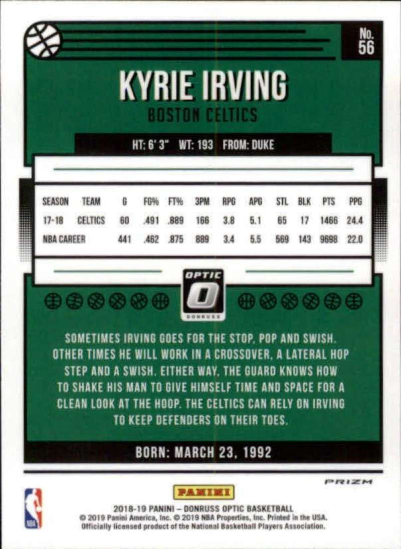 2018-19-Donruss-Optic-NBA-Basketball-Blue-Velocity-Singles-Pick-Your-Cards thumbnail 101