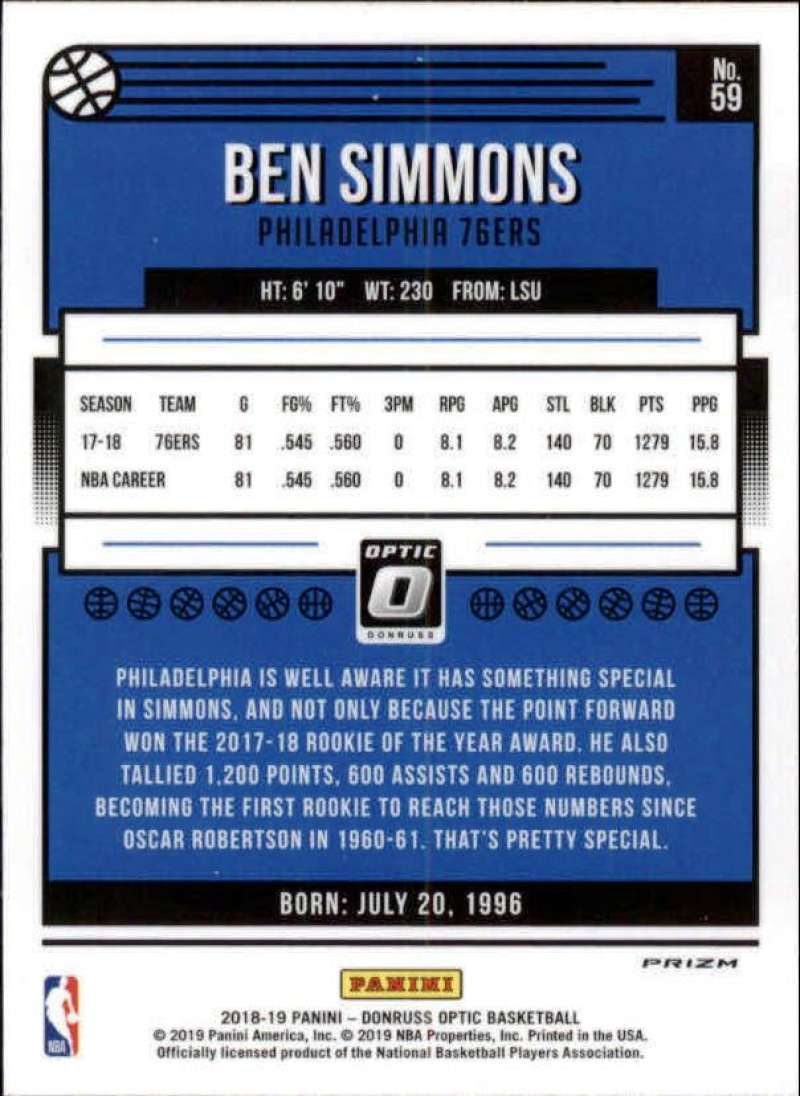 2018-19-Donruss-Optic-NBA-Basketball-Blue-Velocity-Singles-Pick-Your-Cards thumbnail 105
