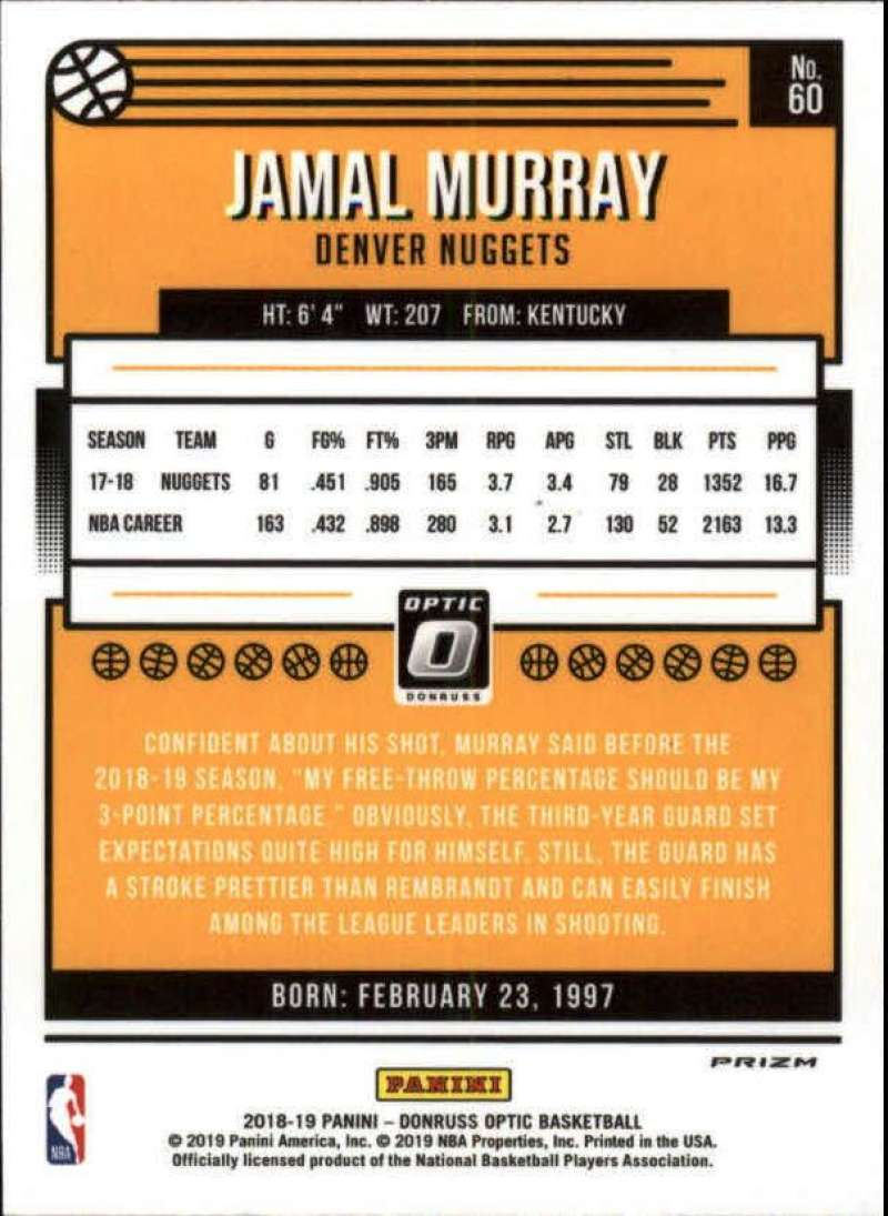 2018-19-Donruss-Optic-NBA-Basketball-Blue-Velocity-Singles-Pick-Your-Cards thumbnail 107