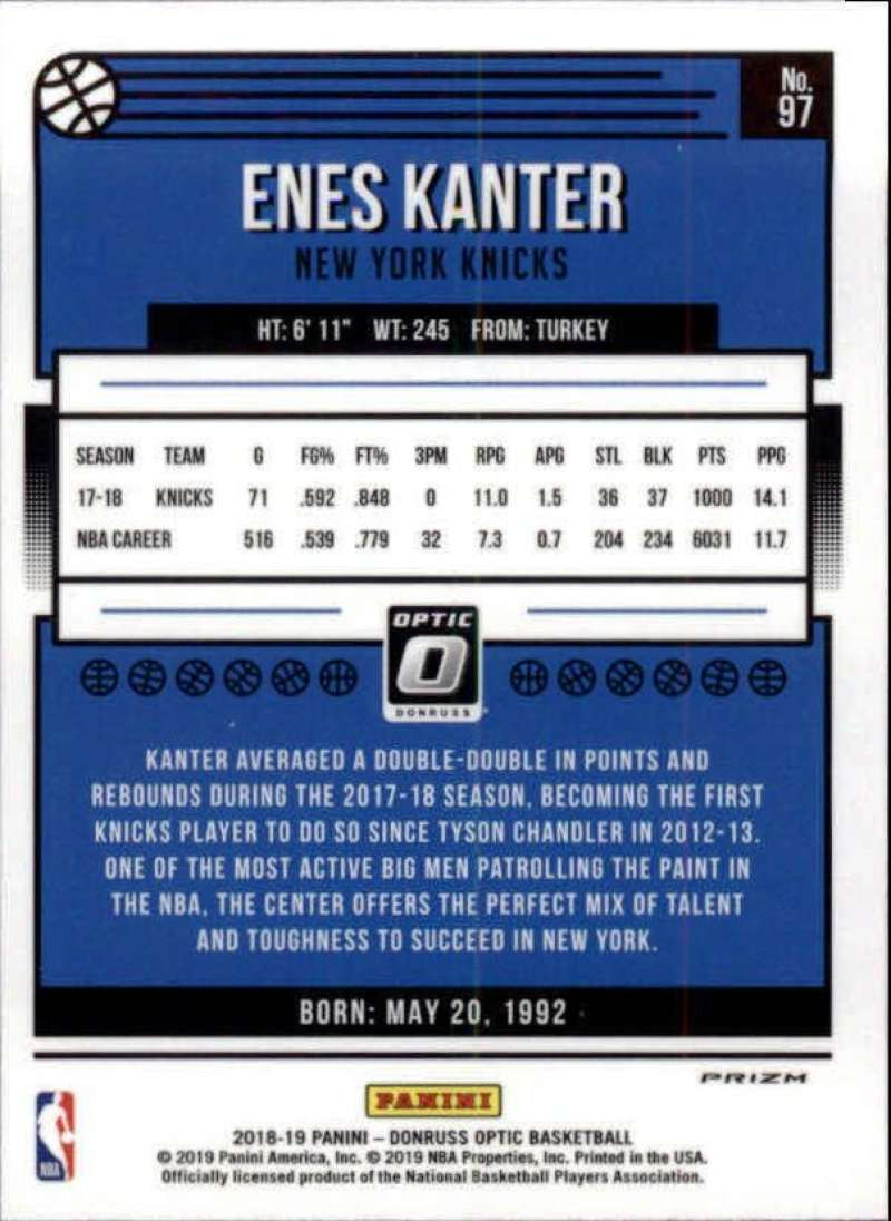2018-19-Donruss-Optic-NBA-Basketball-Blue-Velocity-Singles-Pick-Your-Cards thumbnail 177