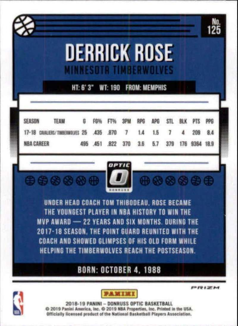 2018-19-Donruss-Optic-NBA-Basketball-Blue-Velocity-Singles-Pick-Your-Cards thumbnail 225
