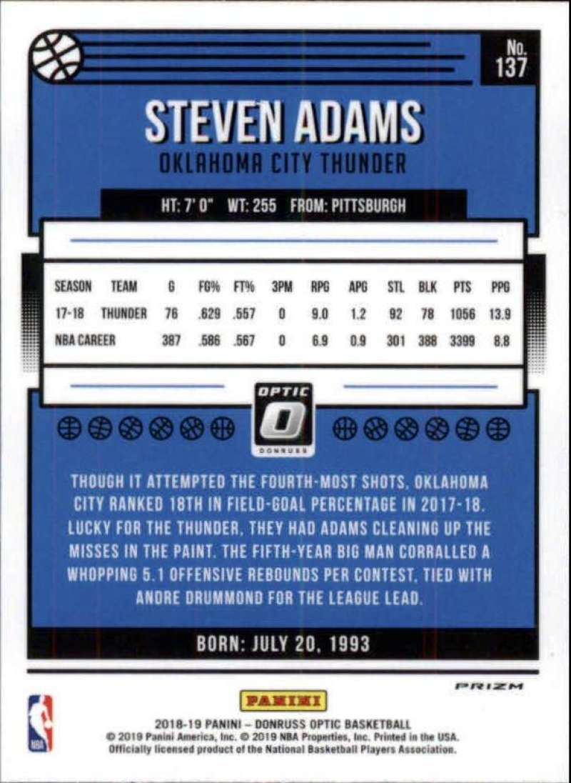2018-19-Donruss-Optic-NBA-Basketball-Blue-Velocity-Singles-Pick-Your-Cards thumbnail 247