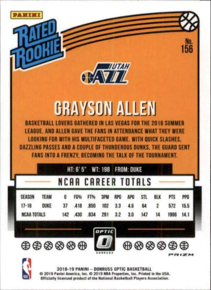 2018-19-Donruss-Optic-NBA-Basketball-Blue-Velocity-Singles-Pick-Your-Cards thumbnail 283