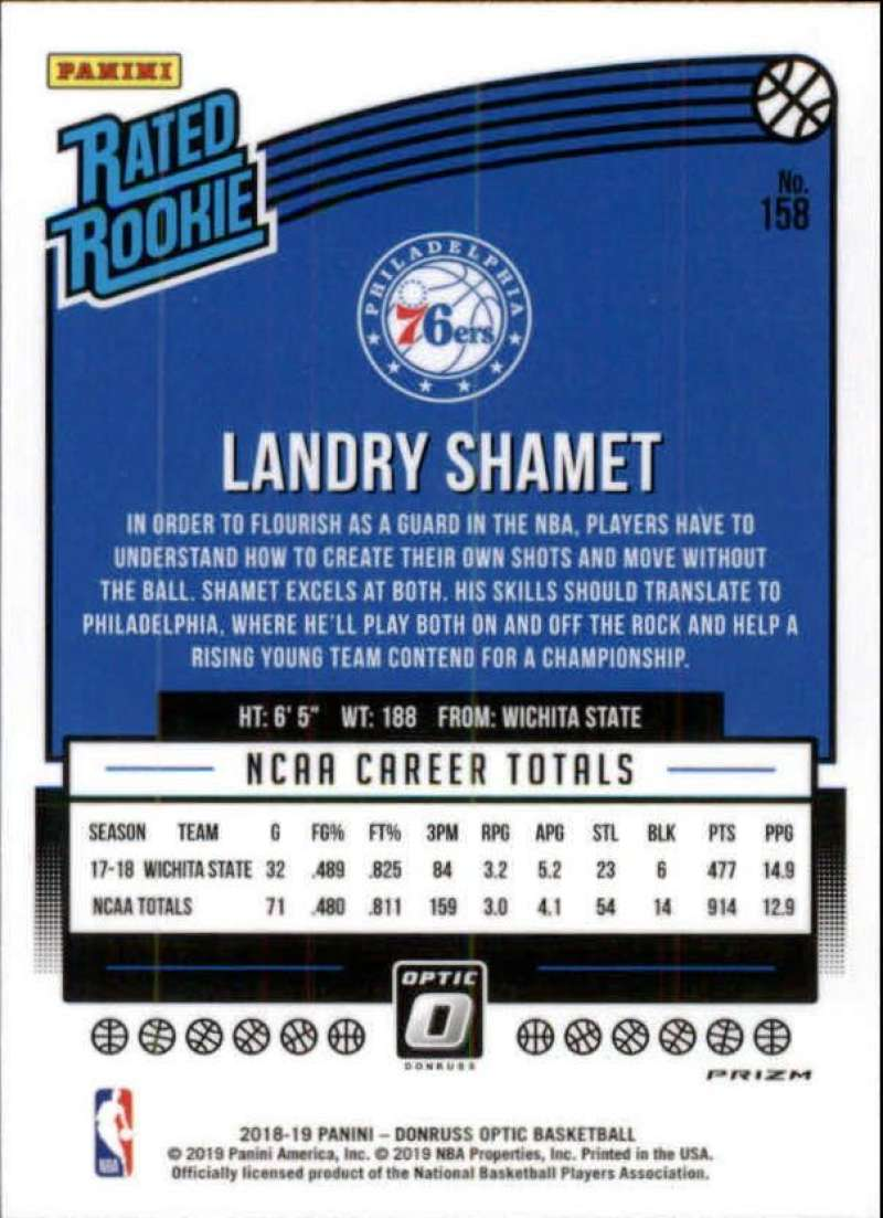 2018-19-Donruss-Optic-NBA-Basketball-Blue-Velocity-Singles-Pick-Your-Cards thumbnail 287