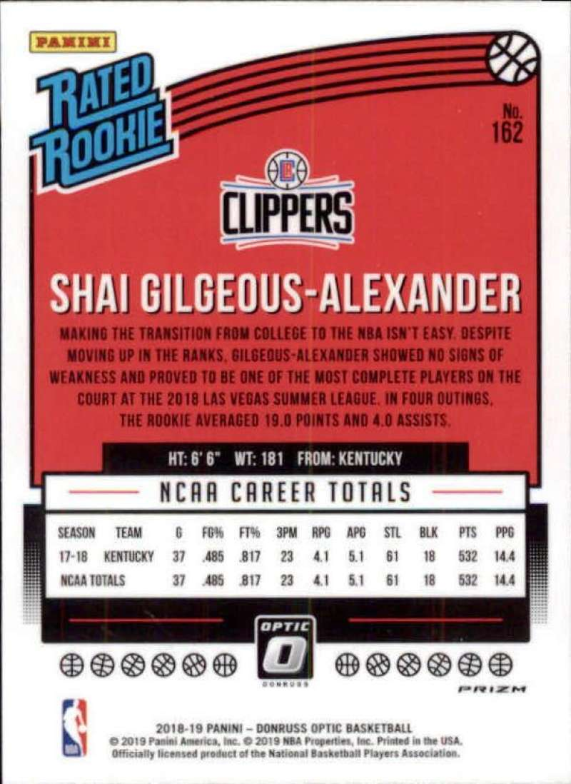 2018-19-Donruss-Optic-NBA-Basketball-Blue-Velocity-Singles-Pick-Your-Cards thumbnail 293