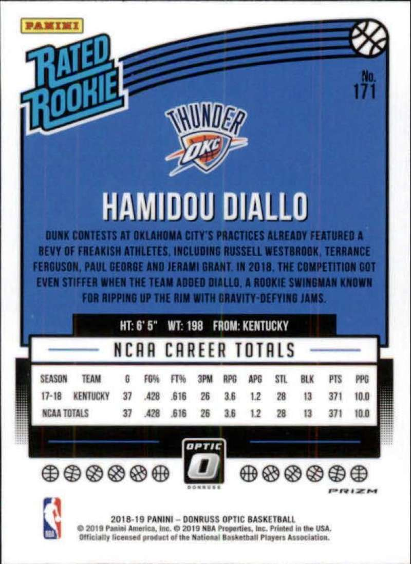 2018-19-Donruss-Optic-NBA-Basketball-Blue-Velocity-Singles-Pick-Your-Cards thumbnail 311