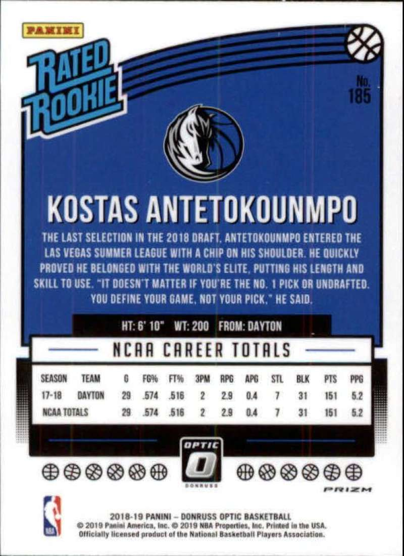 2018-19-Donruss-Optic-NBA-Basketball-Blue-Velocity-Singles-Pick-Your-Cards thumbnail 339