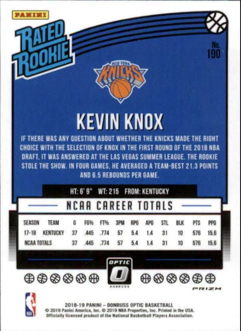 2018-19-Donruss-Optic-NBA-Basketball-Blue-Velocity-Singles-Pick-Your-Cards thumbnail 349