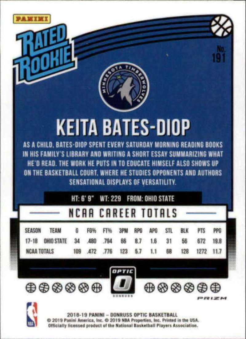 2018-19-Donruss-Optic-NBA-Basketball-Blue-Velocity-Singles-Pick-Your-Cards thumbnail 351