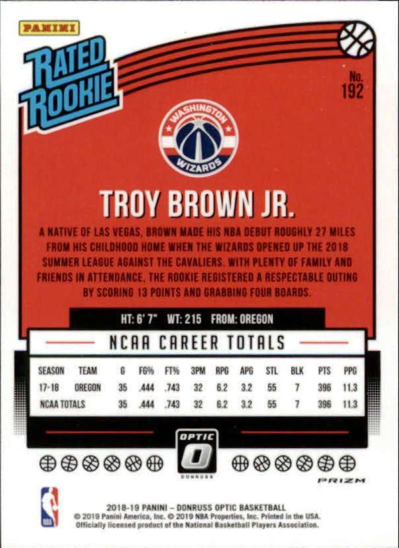 2018-19-Donruss-Optic-NBA-Basketball-Blue-Velocity-Singles-Pick-Your-Cards thumbnail 353