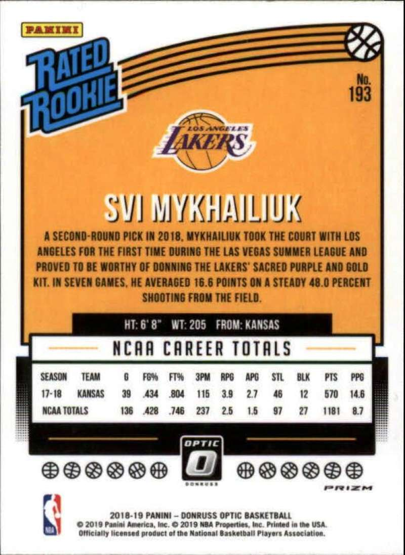 2018-19-Donruss-Optic-NBA-Basketball-Blue-Velocity-Singles-Pick-Your-Cards thumbnail 355