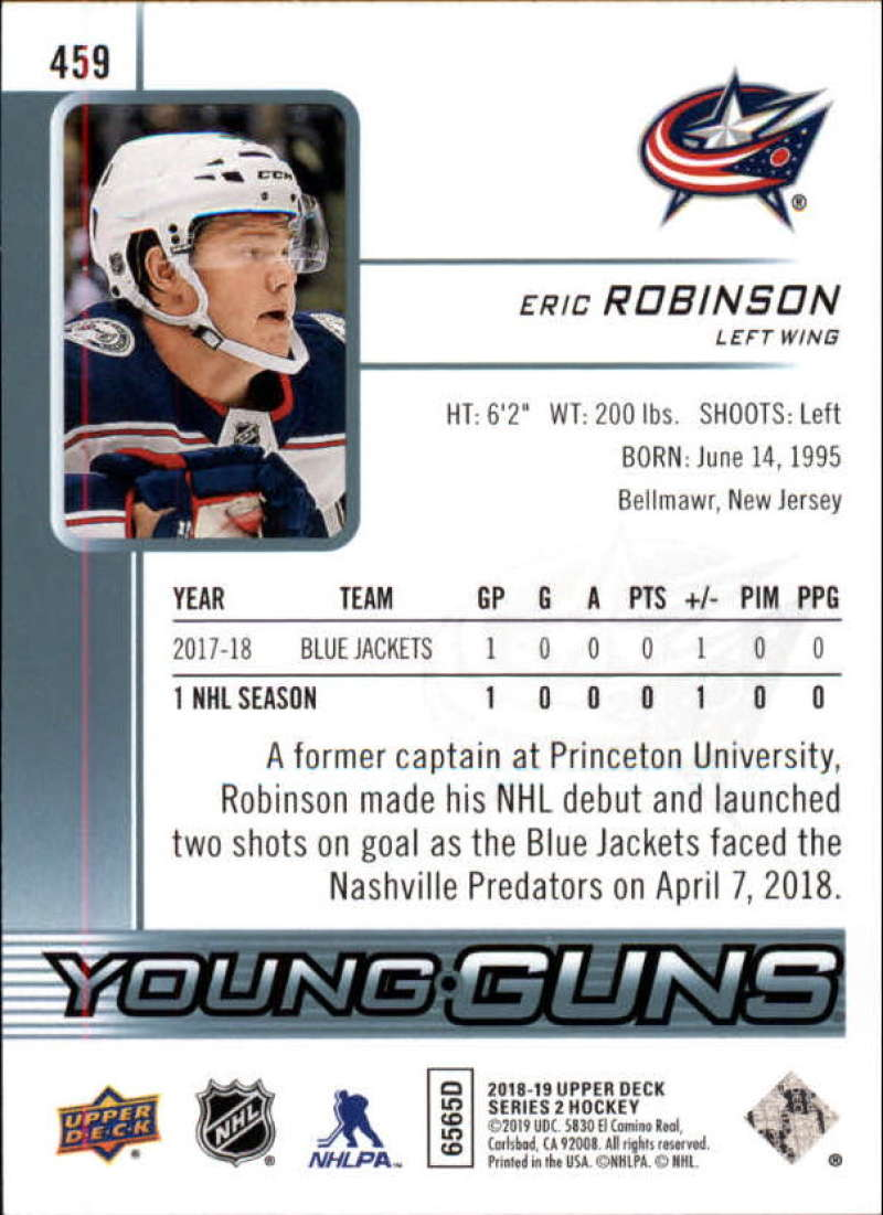 2018-19-Upper-Deck-Series-2-NHL-Hockey-Young-Guns-Base-Singles-Pick-Your-Cards miniature 19