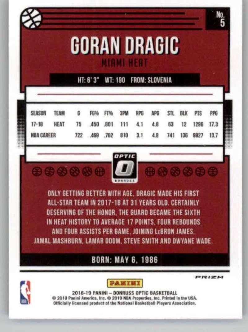 2018-19-Donruss-Optic-Basketball-Purple-Parallel-Singles-Pick-Your-Cards thumbnail 5