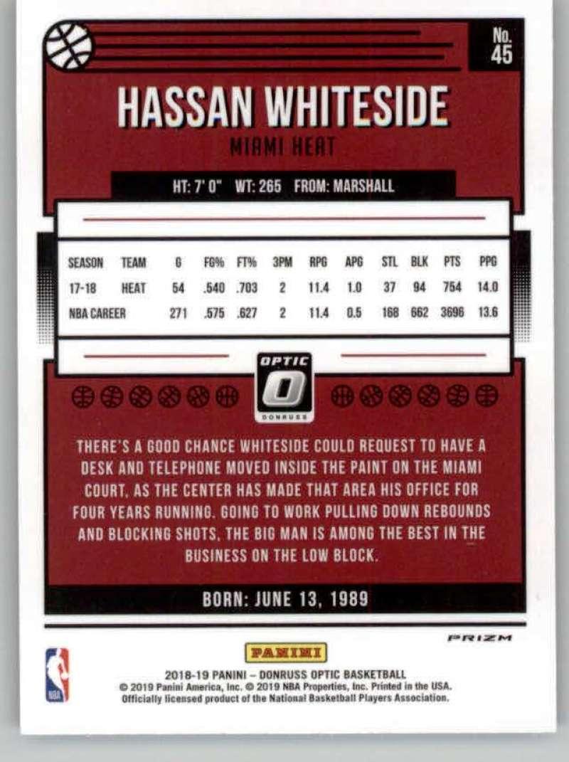 2018-19-Donruss-Optic-Basketball-Purple-Parallel-Singles-Pick-Your-Cards thumbnail 15
