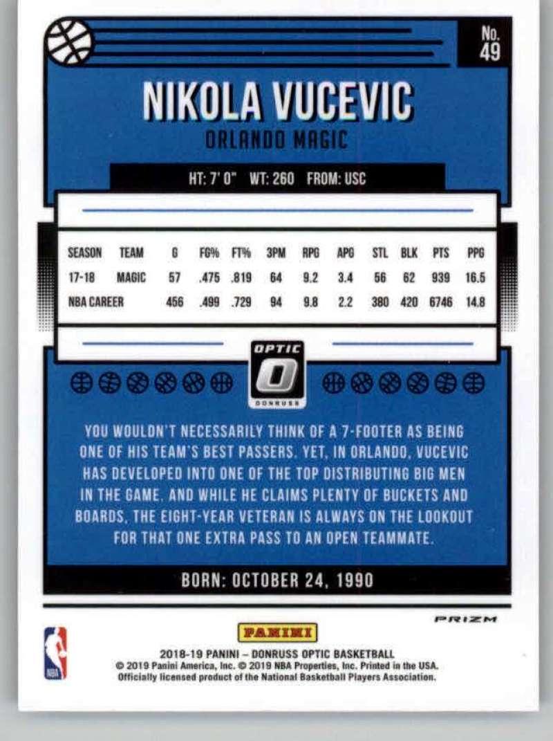 2018-19-Donruss-Optic-Basketball-Purple-Parallel-Singles-Pick-Your-Cards thumbnail 19