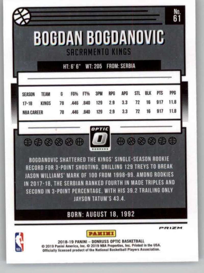 2018-19-Donruss-Optic-Basketball-Purple-Parallel-Singles-Pick-Your-Cards thumbnail 25