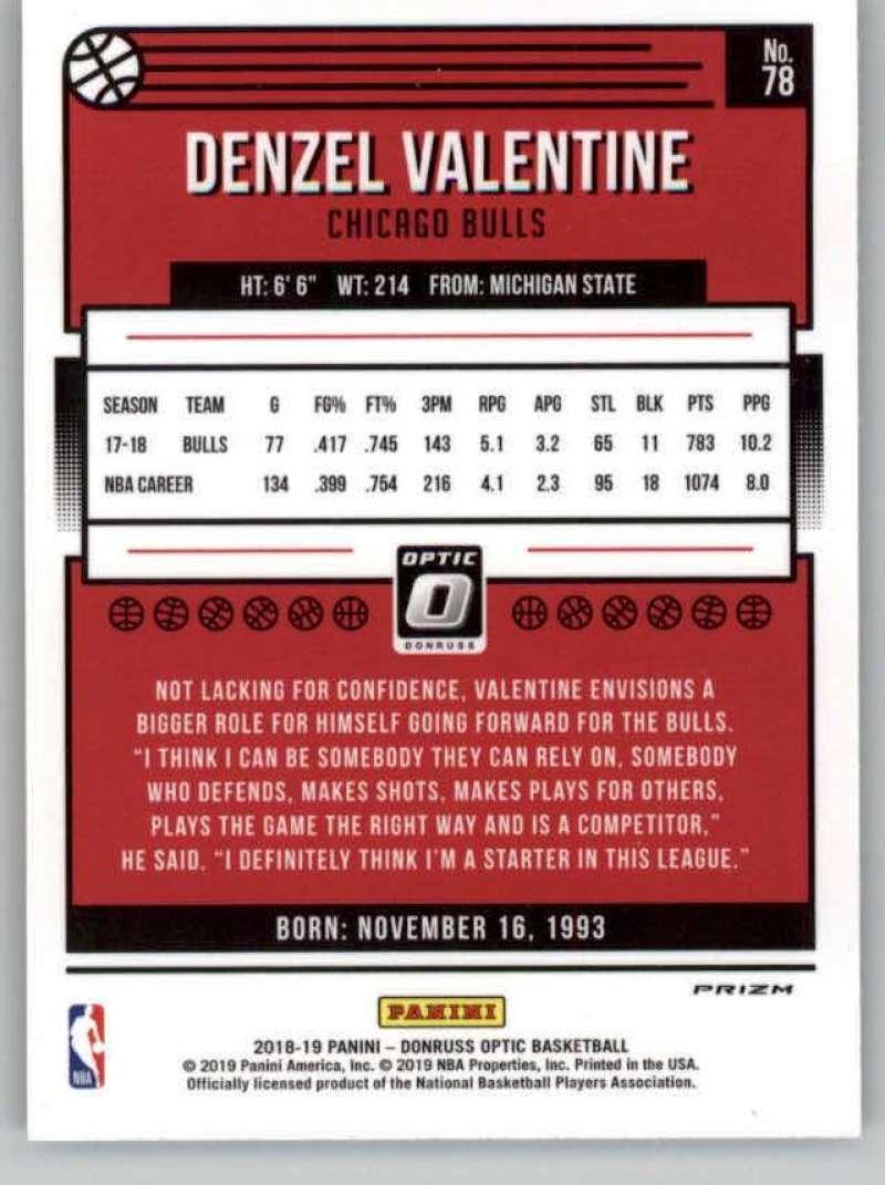 2018-19-Donruss-Optic-Basketball-Purple-Parallel-Singles-Pick-Your-Cards thumbnail 29