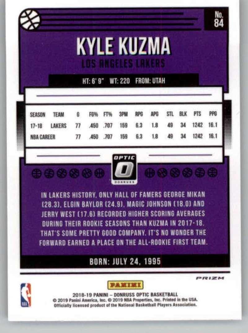 2018-19-Donruss-Optic-Basketball-Purple-Parallel-Singles-Pick-Your-Cards thumbnail 31