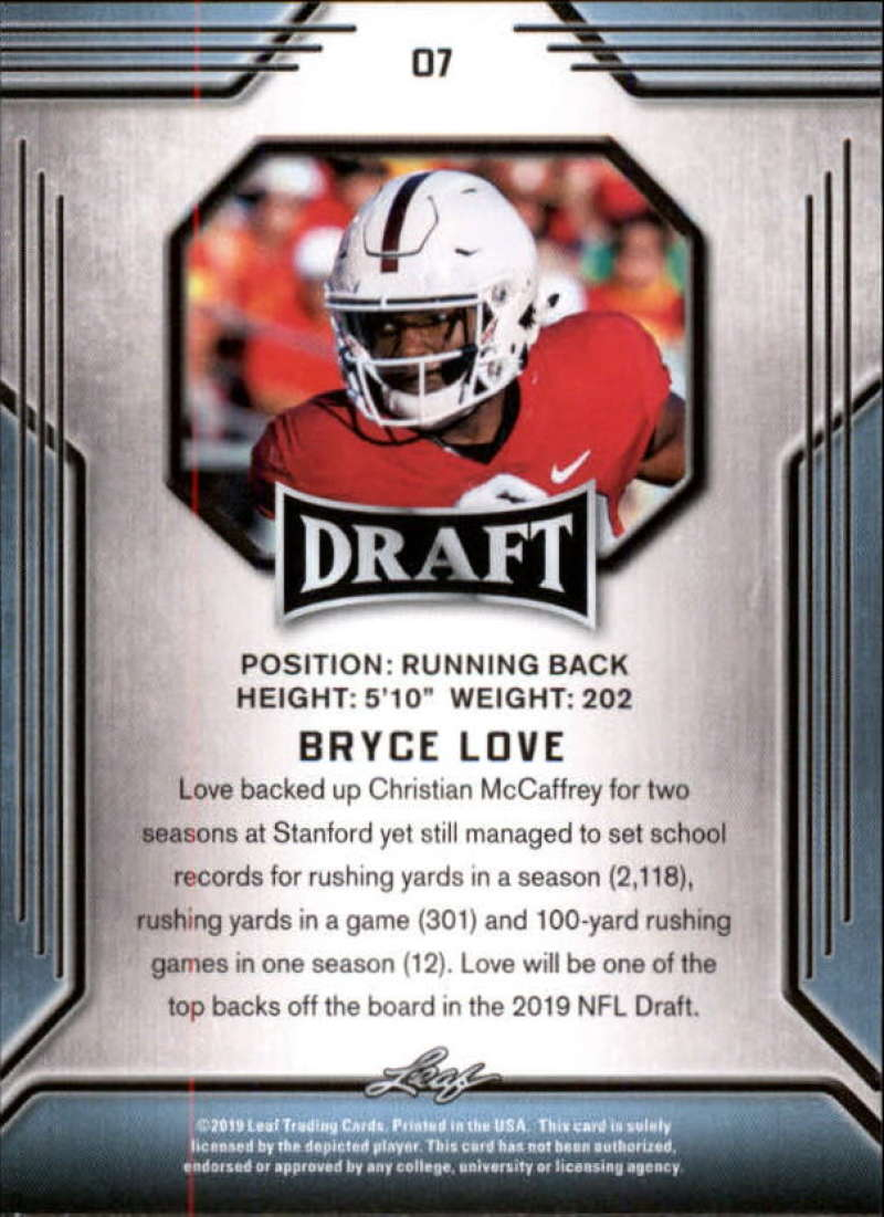 2019-Leaf-Draft-Football-Base-Singles-1-90-Pick-Your-Cards thumbnail 15