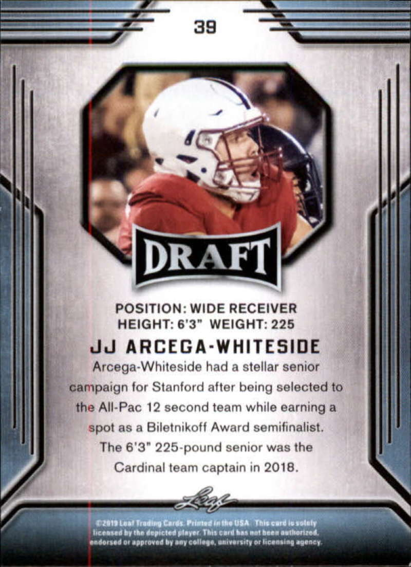 2019-Leaf-Draft-Football-Base-Singles-1-90-Pick-Your-Cards thumbnail 75