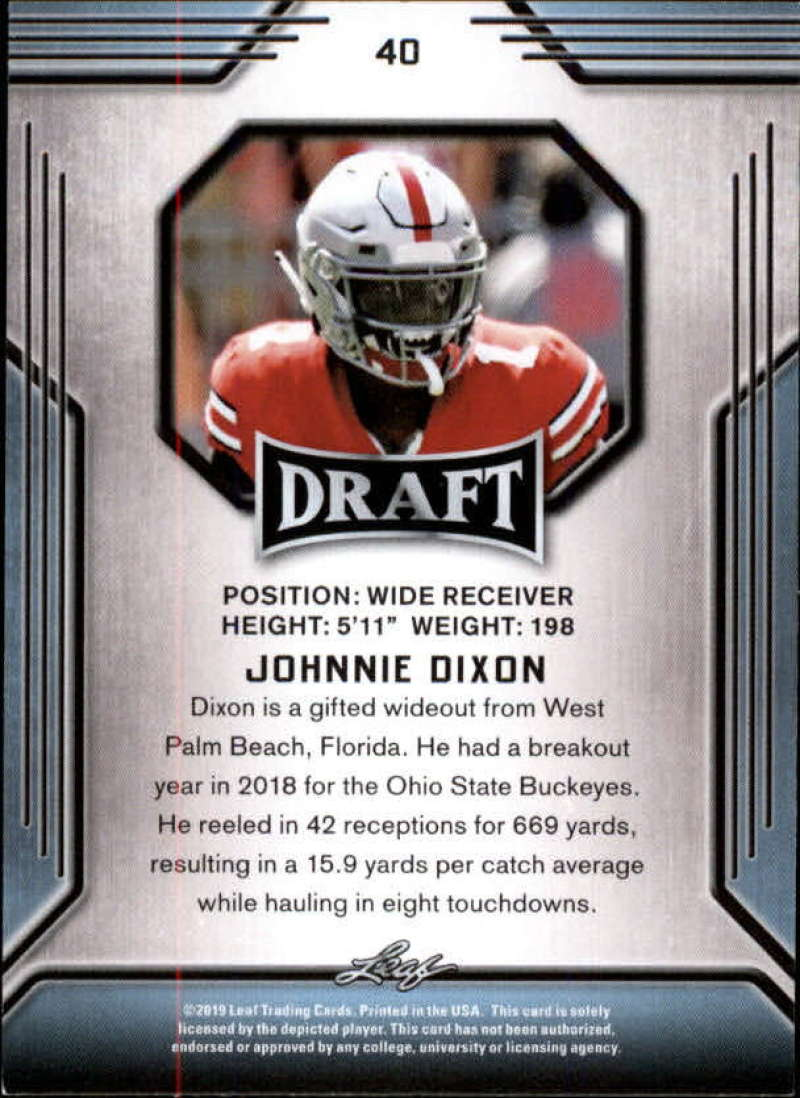 2019-Leaf-Draft-Football-Base-Singles-1-90-Pick-Your-Cards thumbnail 77