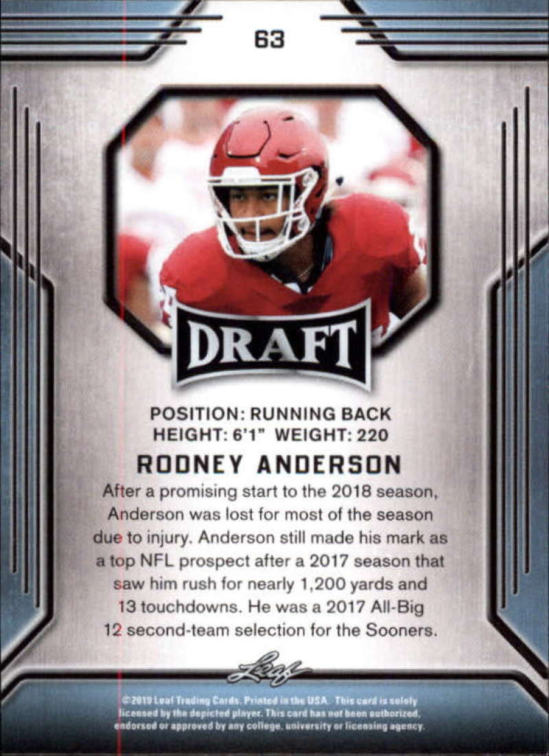 2019-Leaf-Draft-Football-Base-Singles-1-90-Pick-Your-Cards thumbnail 123