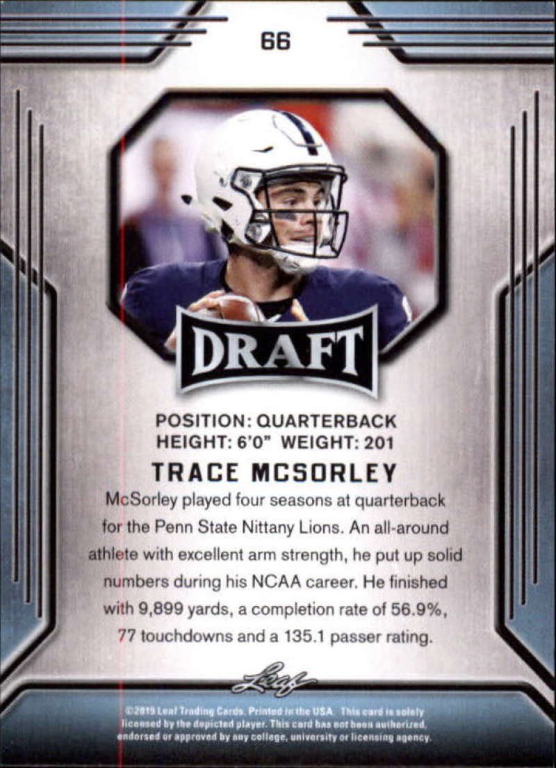 2019-Leaf-Draft-Football-Base-Singles-1-90-Pick-Your-Cards thumbnail 129