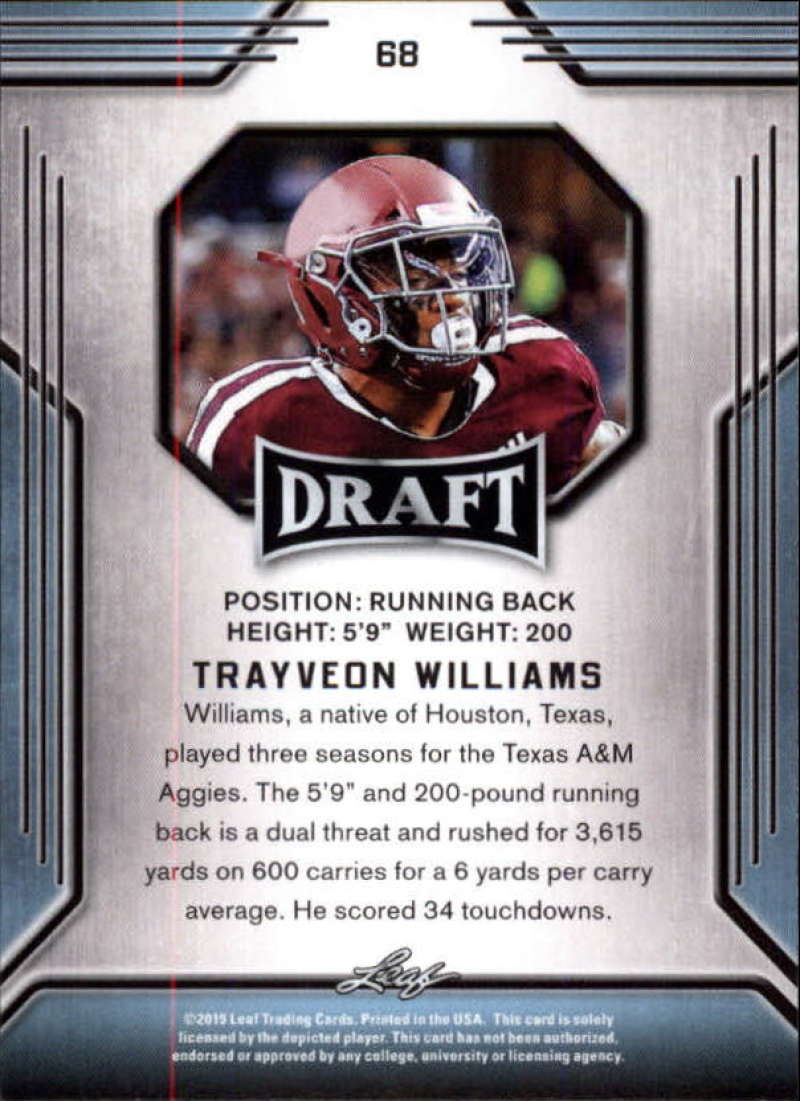 2019-Leaf-Draft-Football-Base-Singles-1-90-Pick-Your-Cards thumbnail 133