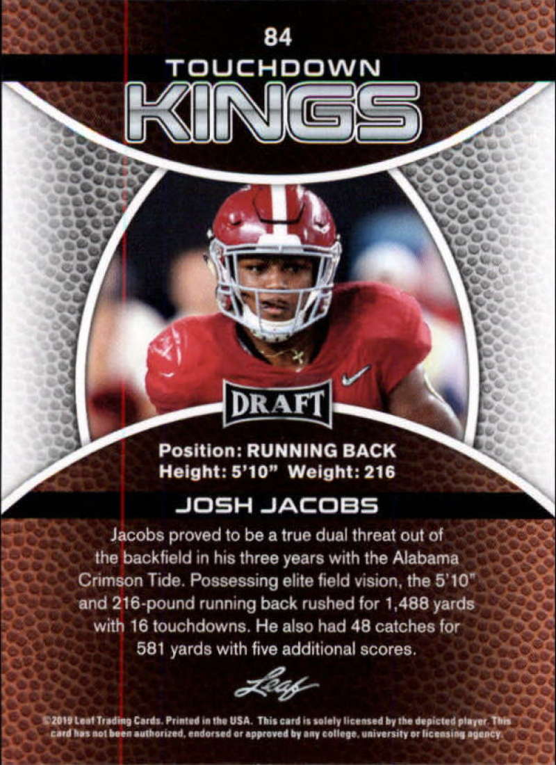 2019-Leaf-Draft-Football-Base-Singles-1-90-Pick-Your-Cards thumbnail 165