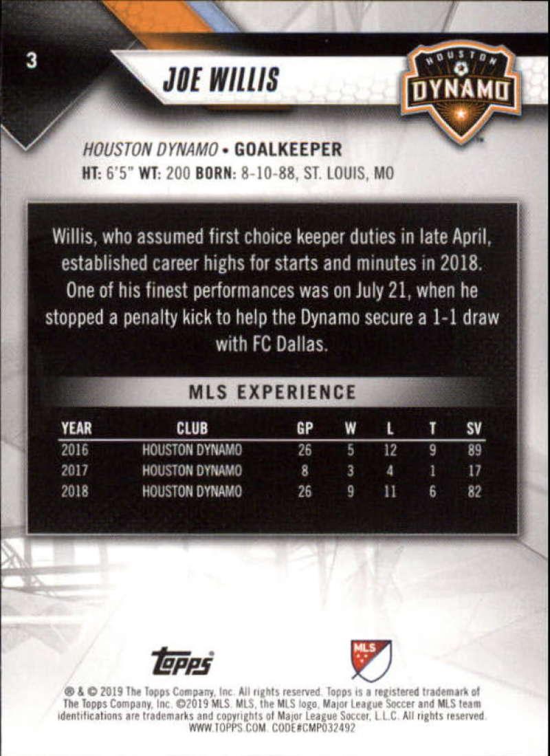 2019-Topps-MLS-Soccer-Base-Singles-1-200-Pick-Your-Cards thumbnail 7