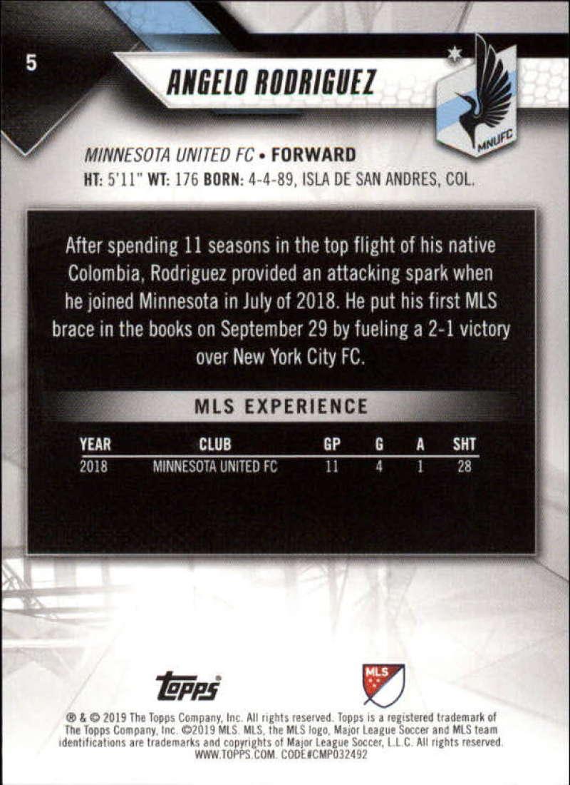 2019-Topps-MLS-Soccer-Base-Singles-1-200-Pick-Your-Cards thumbnail 11