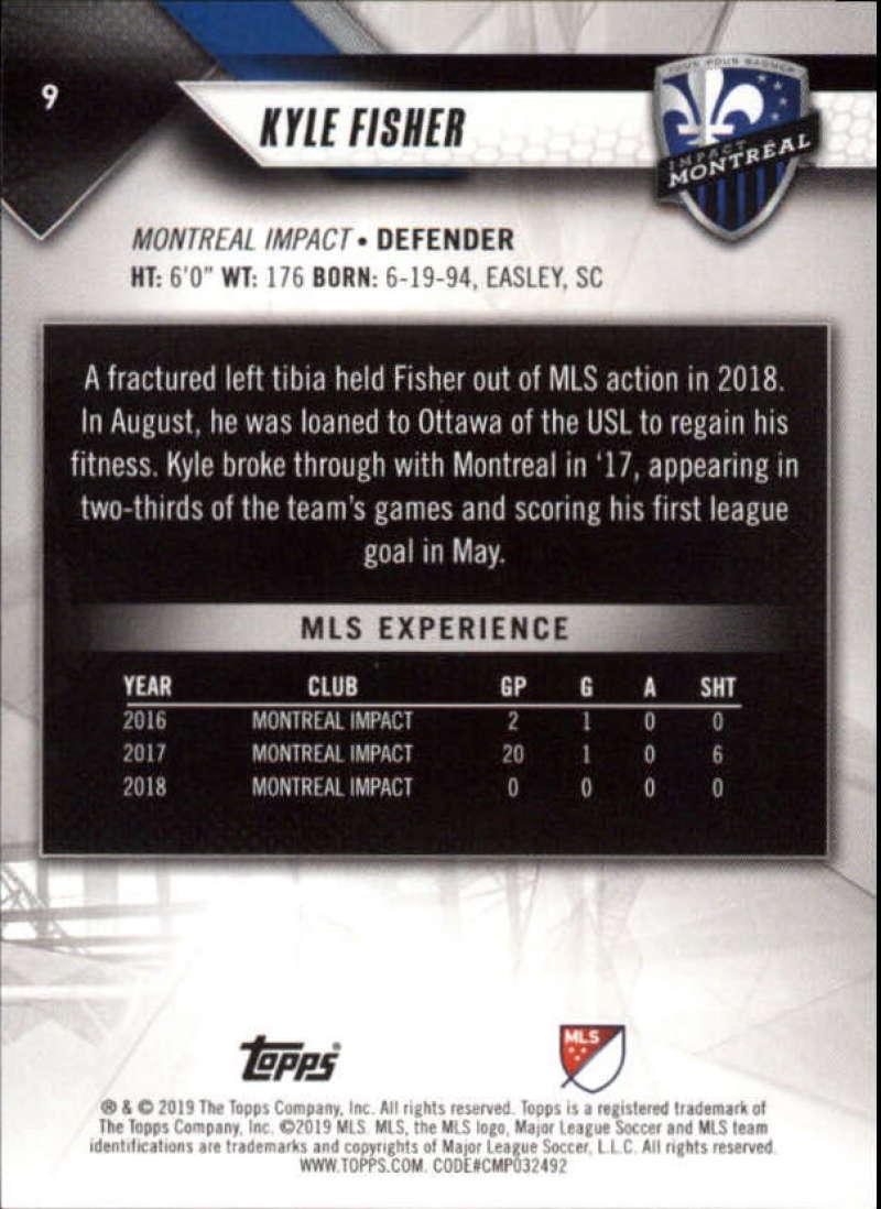 2019-Topps-MLS-Soccer-Base-Singles-1-200-Pick-Your-Cards thumbnail 19