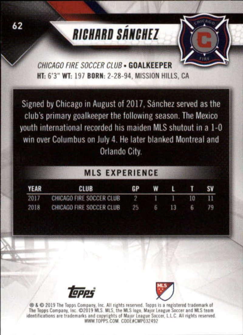 2019-Topps-MLS-Soccer-Base-Singles-1-200-Pick-Your-Cards thumbnail 123