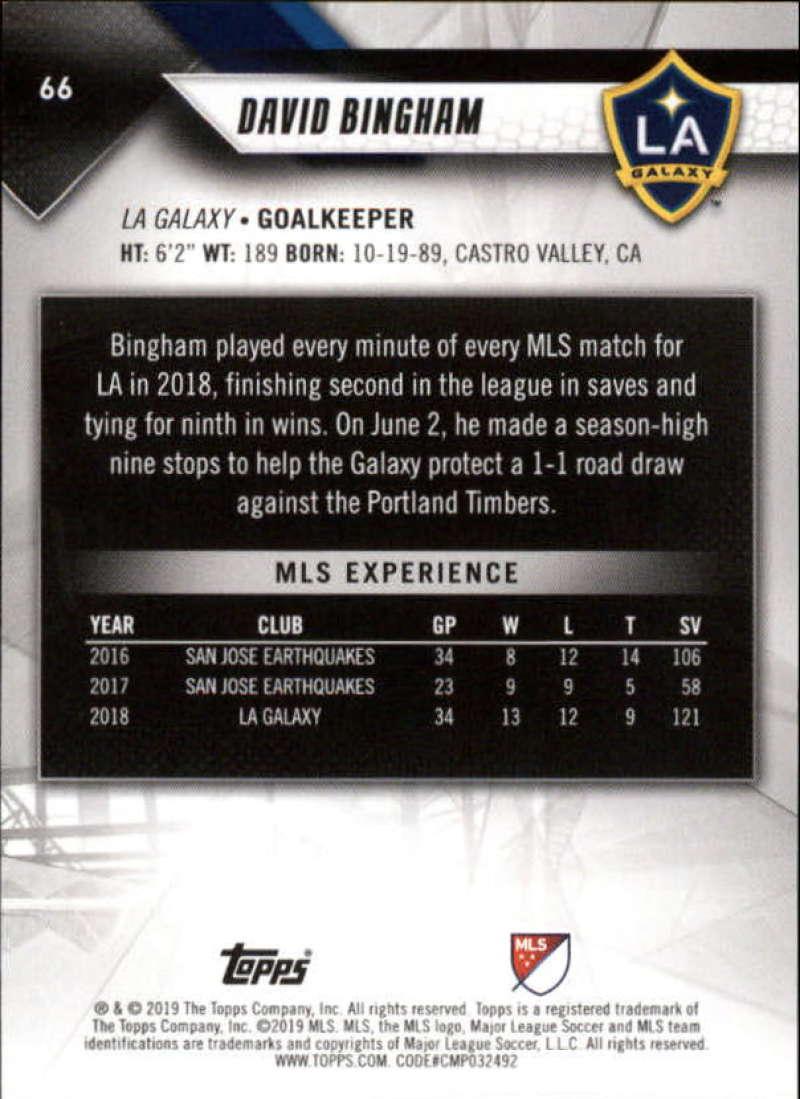 2019-Topps-MLS-Soccer-Base-Singles-1-200-Pick-Your-Cards thumbnail 131