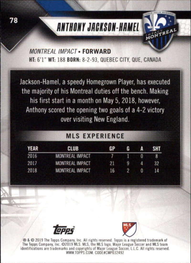 2019-Topps-MLS-Soccer-Base-Singles-1-200-Pick-Your-Cards thumbnail 151