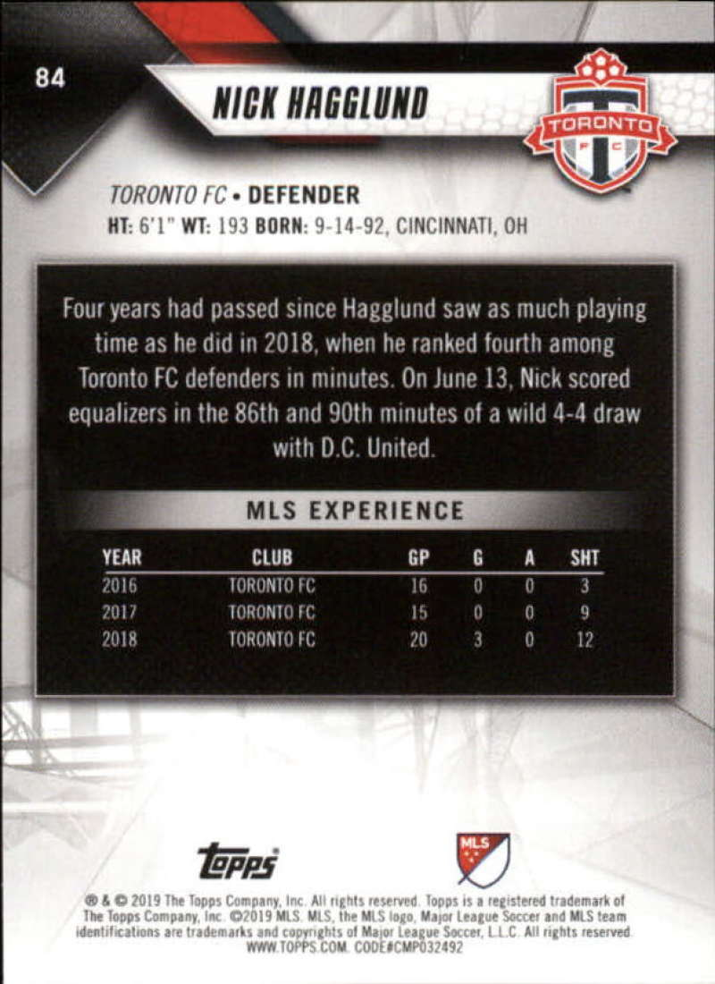 2019-Topps-MLS-Soccer-Base-Singles-1-200-Pick-Your-Cards thumbnail 159