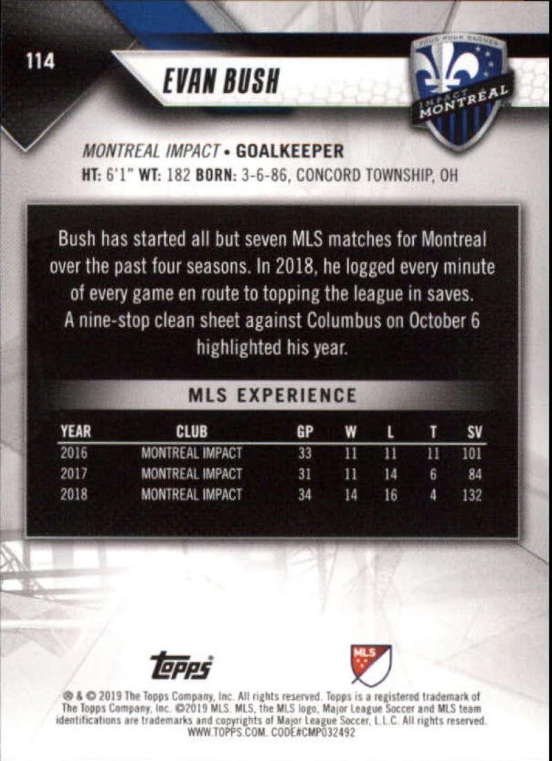 2019-Topps-MLS-Soccer-Base-Singles-1-200-Pick-Your-Cards thumbnail 219
