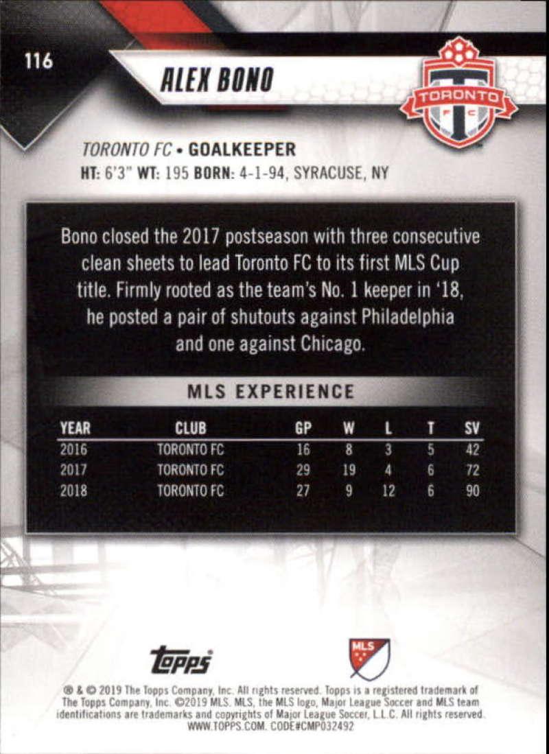2019-Topps-MLS-Soccer-Base-Singles-1-200-Pick-Your-Cards thumbnail 223