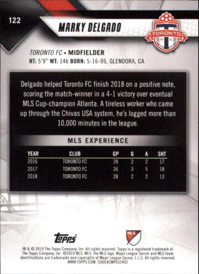 2019-Topps-MLS-Soccer-Base-Singles-1-200-Pick-Your-Cards thumbnail 233