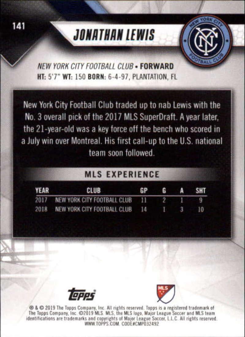 2019-Topps-MLS-Soccer-Base-Singles-1-200-Pick-Your-Cards thumbnail 271