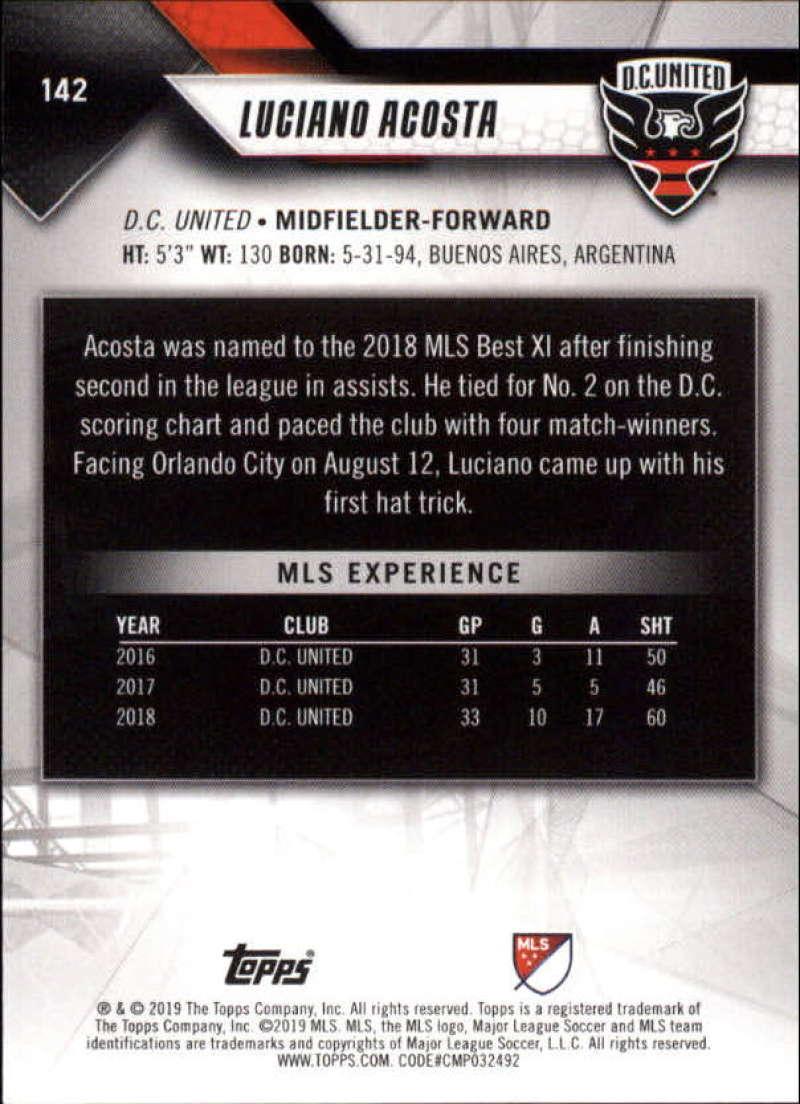 2019-Topps-MLS-Soccer-Base-Singles-1-200-Pick-Your-Cards thumbnail 273