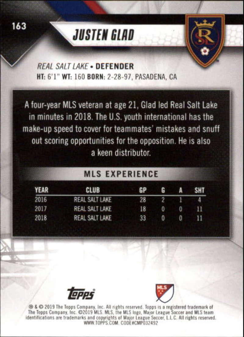 2019-Topps-MLS-Soccer-Base-Singles-1-200-Pick-Your-Cards thumbnail 309