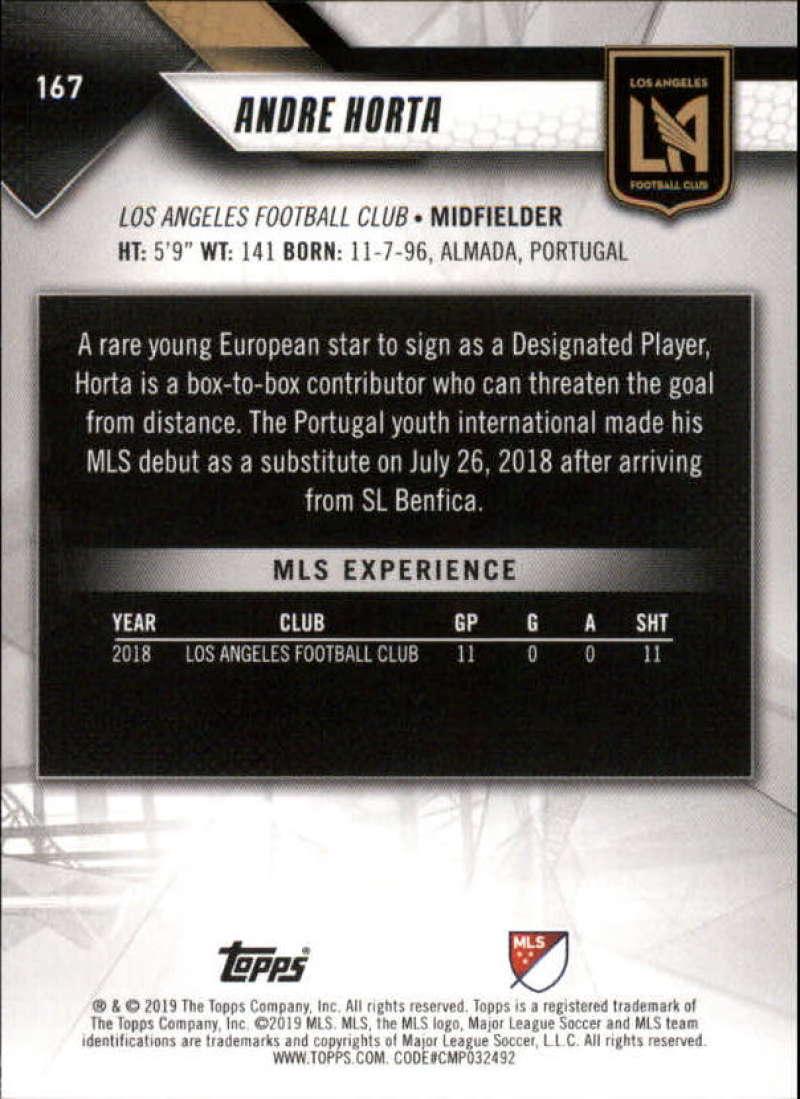 2019-Topps-MLS-Soccer-Base-Singles-1-200-Pick-Your-Cards thumbnail 317