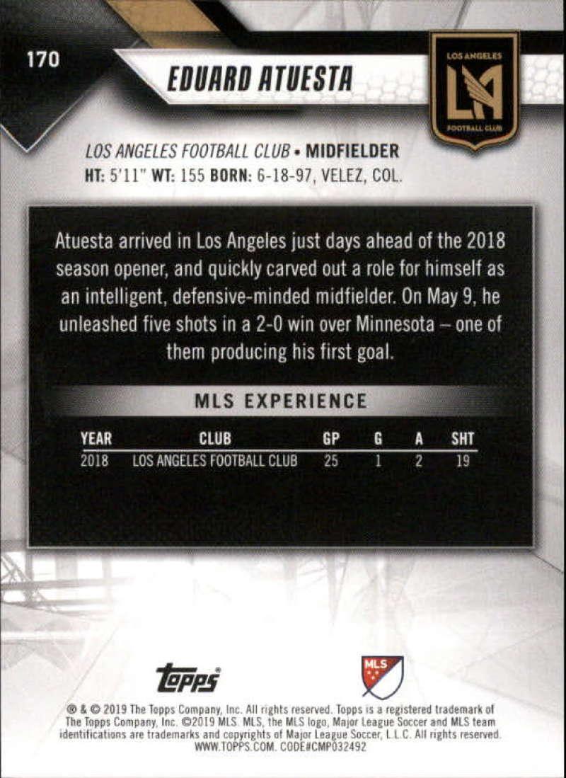 2019-Topps-MLS-Soccer-Base-Singles-1-200-Pick-Your-Cards thumbnail 323